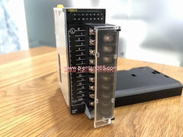Module digital output omrom cj1w-od211 hình 1