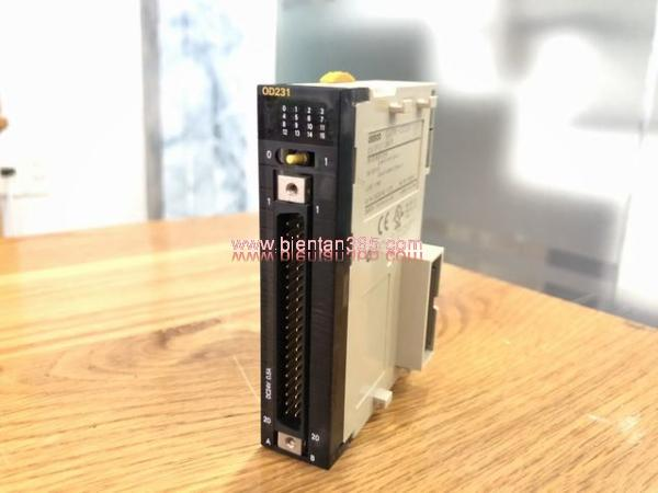 Module digital output omrom cj1w-od231 hình 1