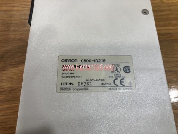 Module mở rộng ngõ vào plc omron c500-id219