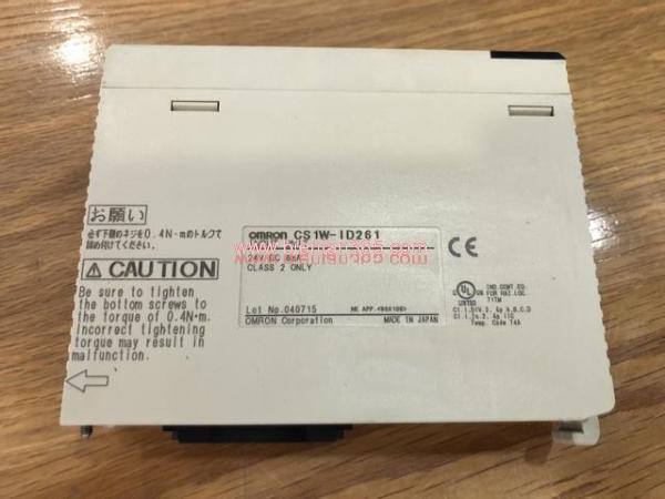 Module mở rộng ngõ vào plc omron cj1w-id261
