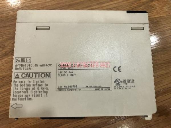 Module mở rộng ngõ vào plc omron cs1w-id231