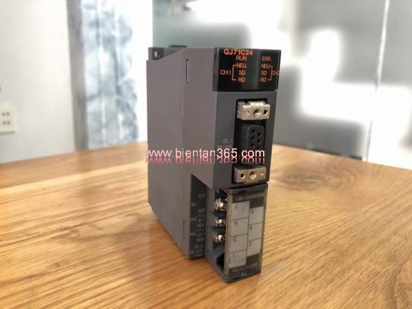 Module truyền thông nối tiếp mitsubishi qj71c24