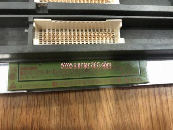 Rack plc s7-400 6es7400-1ta01- 0aa0
