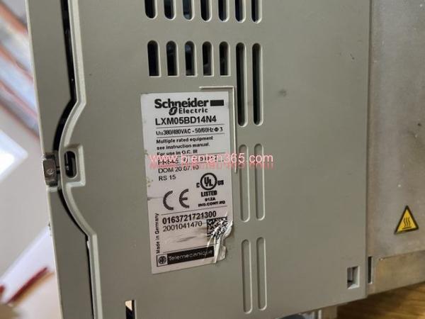 Schneider lxm05bd14n4