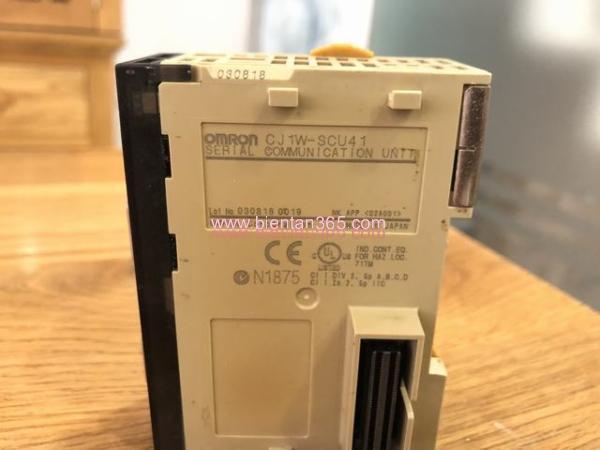 Serial communication omrom cj1w-scu41 hình 2