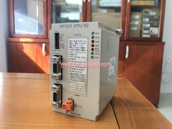 Yaskawa cpu-02 module